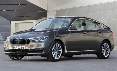2017 BMW 5 Series GT Review