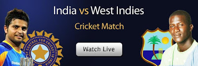 Global Takeoff to Telecast India-WI Cricket Live