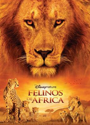 Póster de Felinos De Africa – Latino
