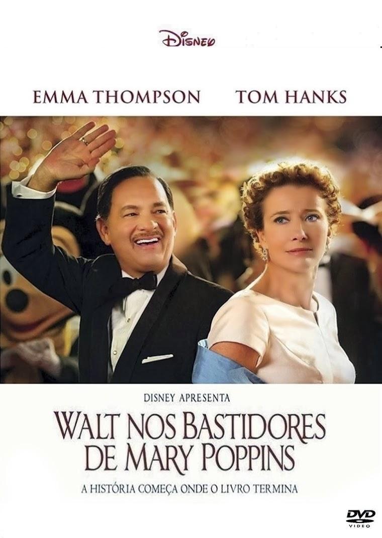 Walt nos Bastidores de Mary Poppins – Dublado (2013)