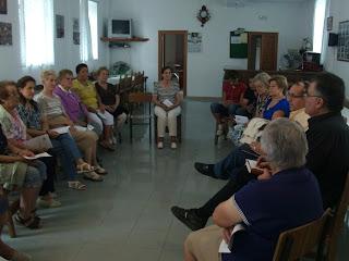 La asociación de diabéticos en la localidad de Lagunilla