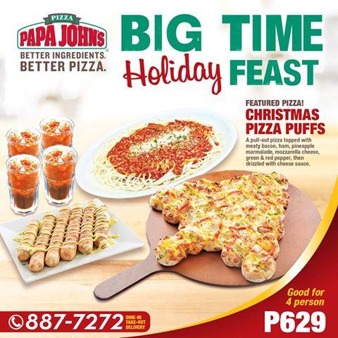 Papa John's Pizza, A fresher way to enjoy pizza! - Passions of a SAHM