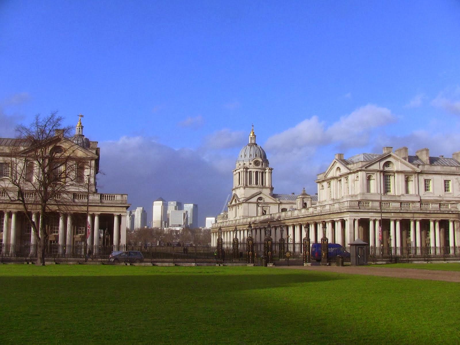 Greenwich l'histoire fait face à l'avenir