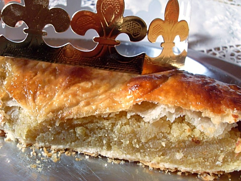Ma Cuisine Végétalienne Galette Des Rois à La Frangipane Vegan - Cuisine végétarienne blog