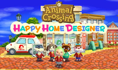 Animal Crossing: happy Home Designer (Nintendo 3DS/ 2DS) | This Is on