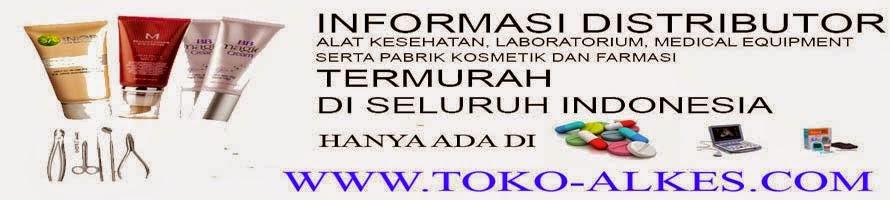 Distributor Alkes