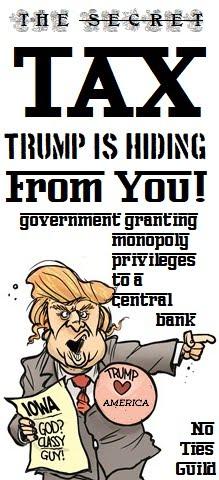 Secret Tax?