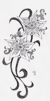 Flower Tattoo Designs for Girls