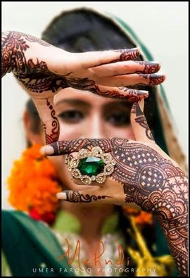 Bridal fb dp hide face by hand