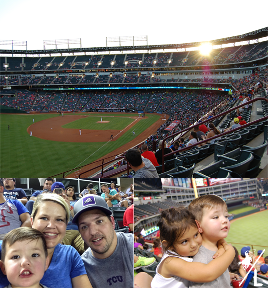 texas rangers baseball