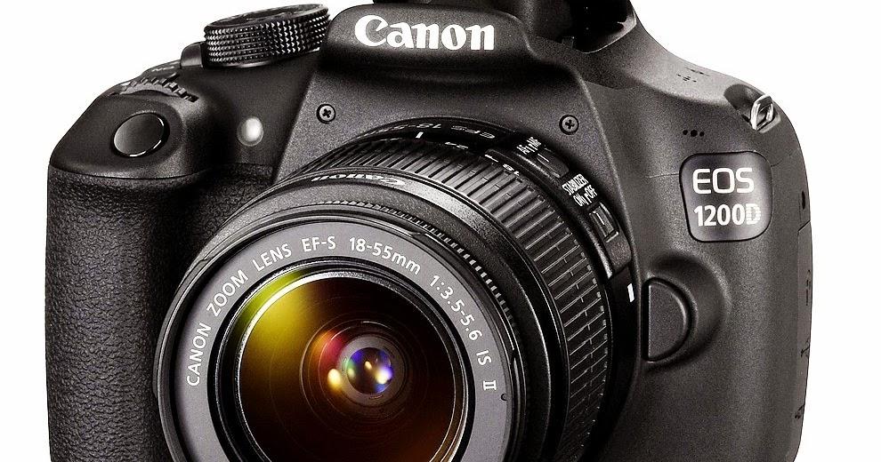 Canon EOS 1200D Kamera DSLR Murah Untuk Fotografer Pemula