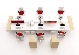 Estudios ambientales distribuci n de espacios t cnicas e for Distribucion de espacios de trabajo