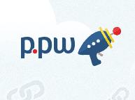 P.pw logo