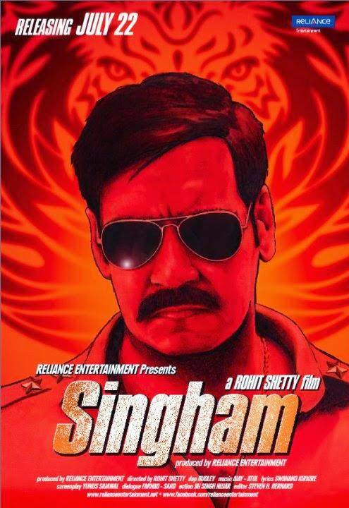 Singham Filmi Full İndir