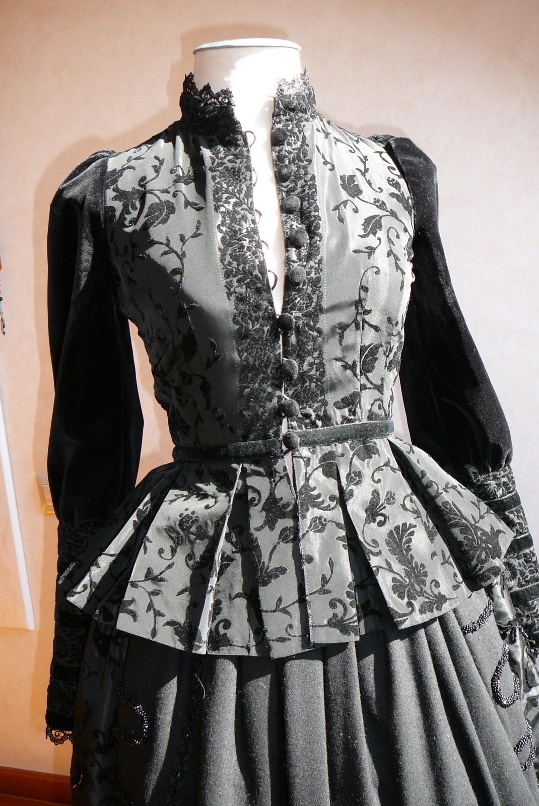 Сшить быстро платье бархат