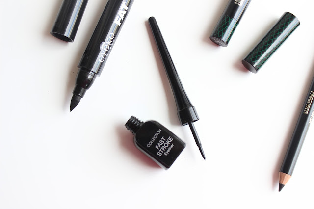 Collection Fast Stroke Eye Liner Review