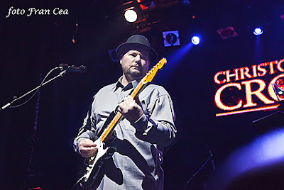 Crónica concierto Chrispher Cross Madrid Noviembre de 2011 por Fran Cea