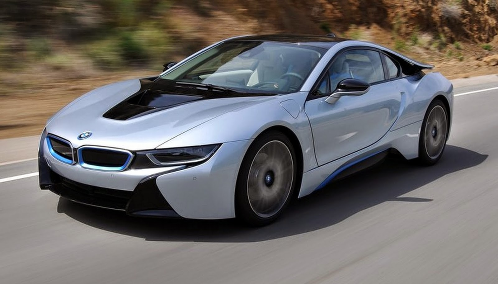 Carrosport1 Carro Bmw I8 2015 Wallpaper