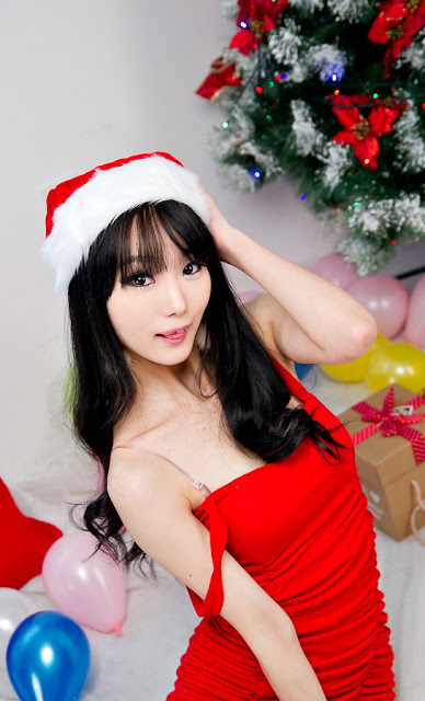 3 Santa Im Soo Yeon-Very cute asian girl - girlcute4u.blogspot.com