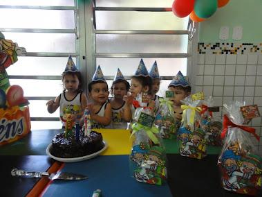 Lembrancinhas NoCaprixo na Festinha do João Vitor