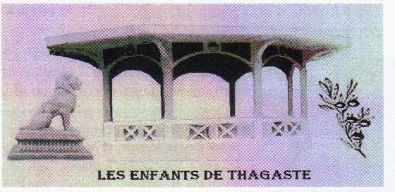 Blason des enfants de Thagaste