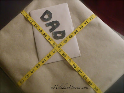 Creative Gift Wrapping for Father's Day