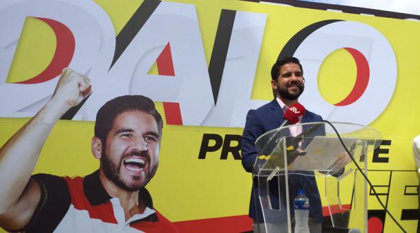 dalo bucaram candidato presidencial fuerza ecuador