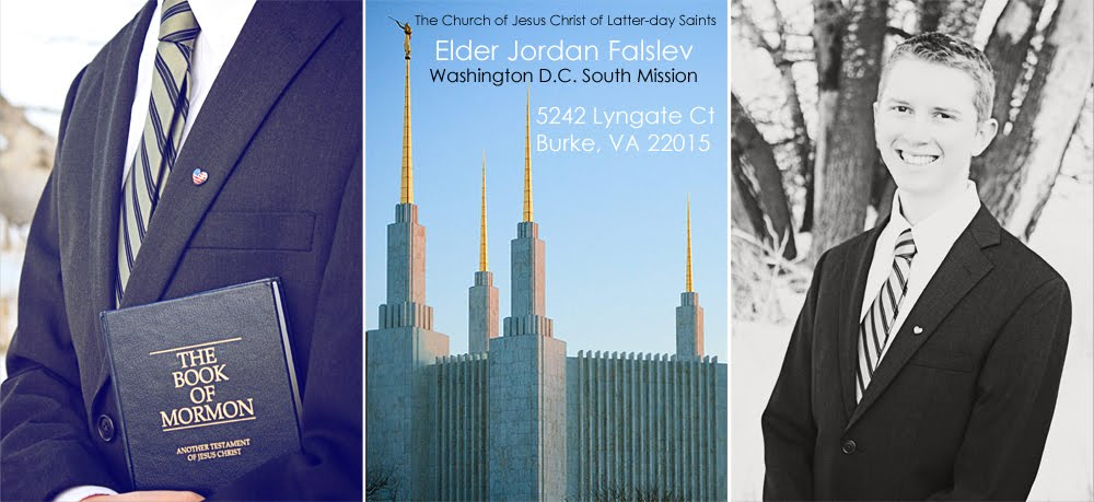 Elder Falslev's Two Year Journey