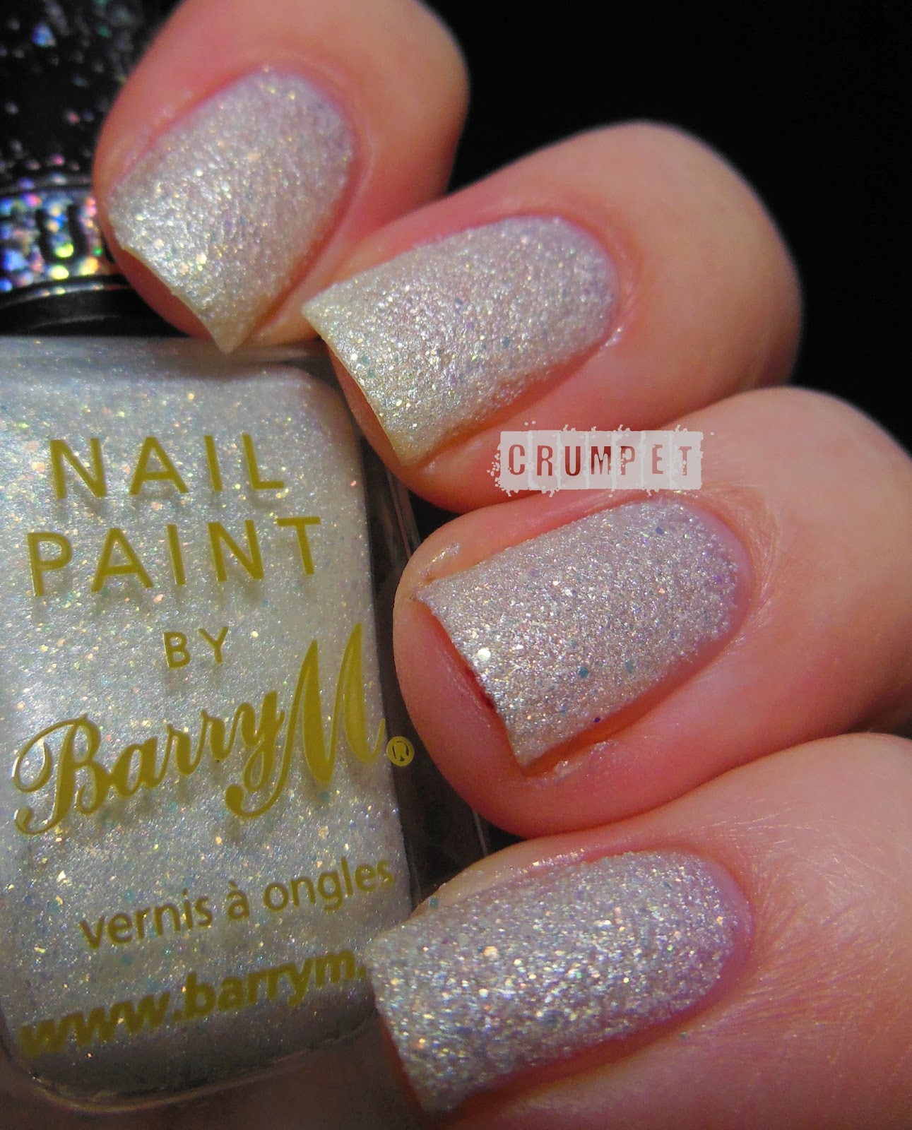The Crumpet Crumpet Reviews Barry M Texture The Royal ...