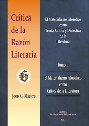 Crítica de la Razón Literaria, 2