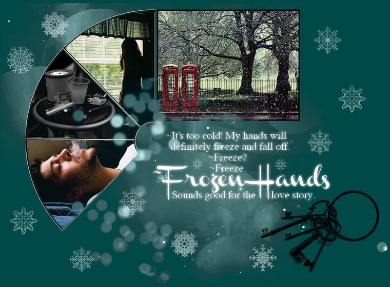 Frozen Hands