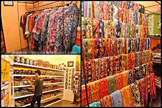 Sarung Samarinda dan Batik Kalimantan