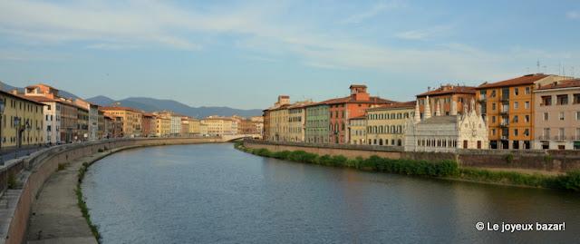 Pise - l'Arno