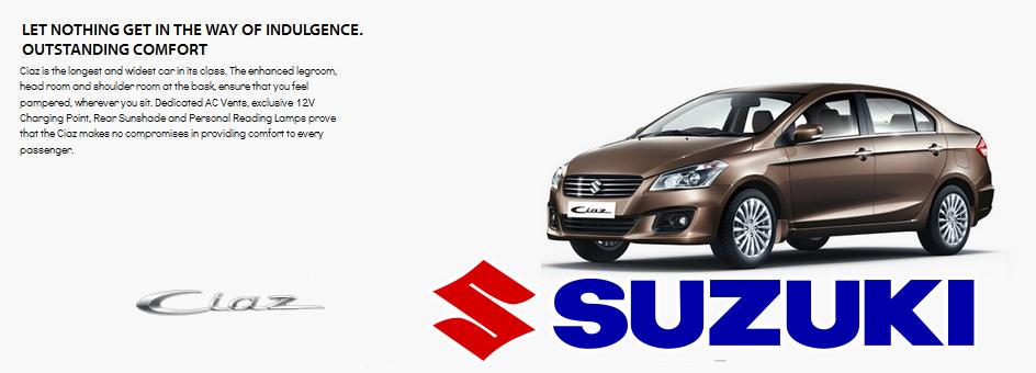 Suzuki Ciaz, Calon Penerus Suzuki Baleno
