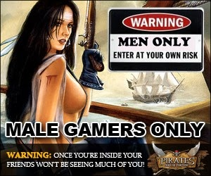 Male gamers only