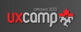 UXCamp Ottawa 4 logo