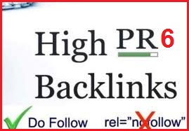 Page Rank,PR 6, Dofollow,Blogs,List