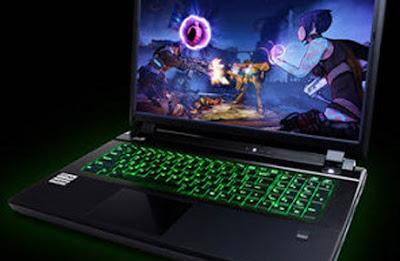 Ini Dia Laptop Gaming Kelas Berat Pesaing Alienware [ www.Bacaan.ME ]