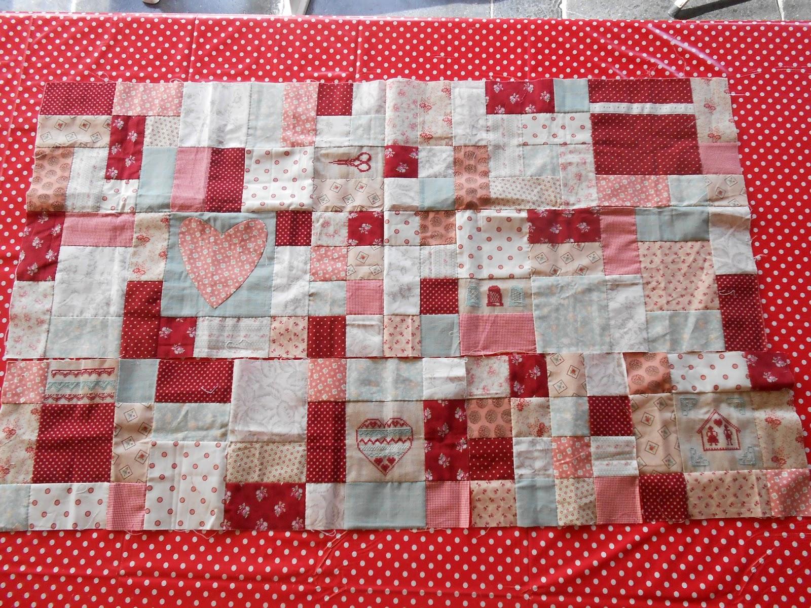 Quiltatelier aan zee quilt as you go for Quilt maken met naaimachine
