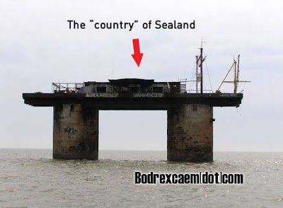Sealand/Haven Co