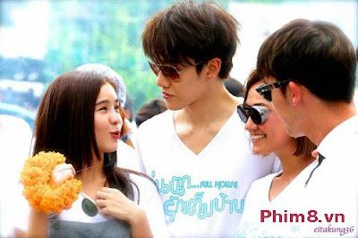 Phim Ngôi Nhà Hạnh Phúc Thái Lan - Full House 2014