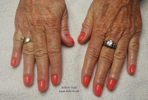 bella10 nails secret artificial