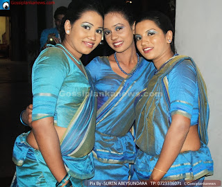 sl models saree