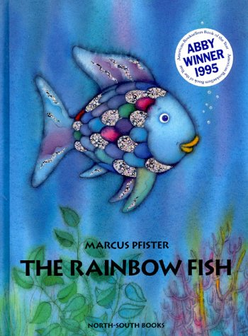 The illustrated book image collective marcus pfister for The rainbow fish by marcus pfister