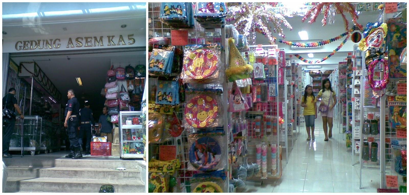Squishy Di Pasar Asemka : 3 Hari 3 Pasar Sejuta Rasa Sejuta Cerita - Catatan Jeng Sri