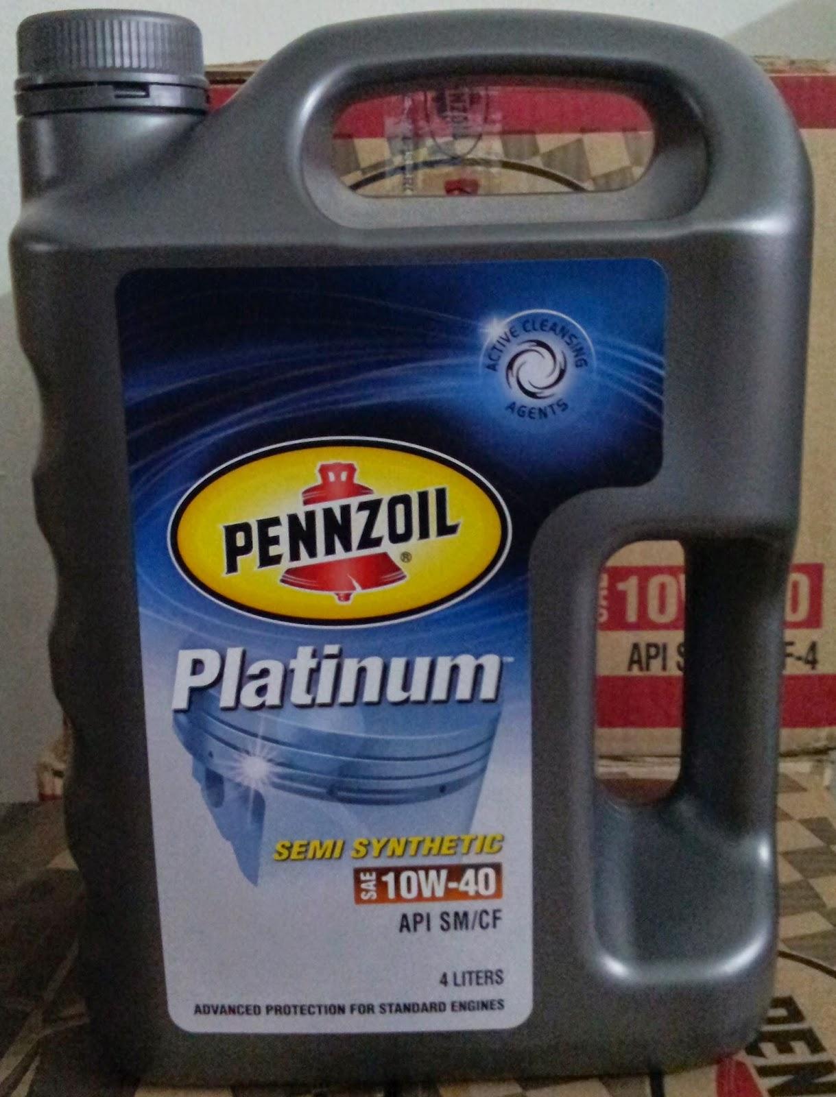 Best Engine Oil Pennzoil Passenger Car Engine Oil