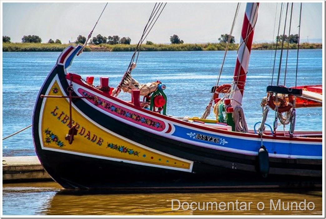 "Barco Varino ""Liberdade"""