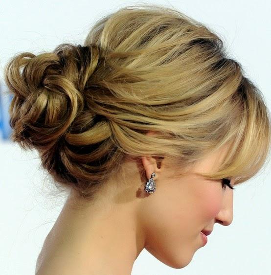 coiffures de mariage pour cheveux blonds tout pour mon mariage. Black Bedroom Furniture Sets. Home Design Ideas