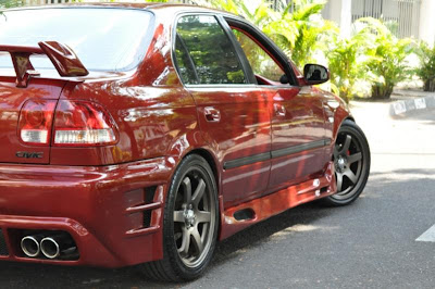 HONDA CIVIC FERIO 1996 MODIFIKASI