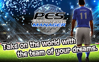 screenshot PES Manager Android